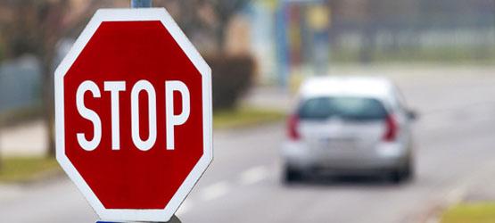 Le stop